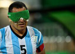 Silvio Velo en los Juegos Paralímpicos de Rio 2016.